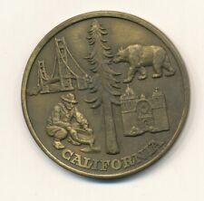 Big California Medal