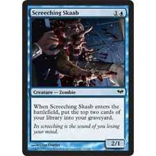2x MTG Screeching Skaab NM - Dark Ascension