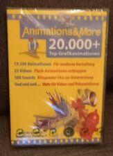 CD - Grafiken, Animationen, Sounds - Anwendung für PC