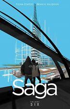 Saga Volume 6 Vaughan, Brian K Paperback