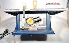 """Ryobi 10"""" Table Saw w/ Stand  6154-6"""