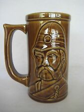 "2008 Tiki Farm ""Major Peters"" Beer Stein, 6"" Tall X 3"" Diameter"