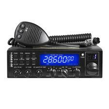 Radiofrequenz-Antworteinheit CRT SS 6900 N BLAU CB, AM, FM, USB, CW, PA, 28-29,7