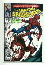 (1963 SERIES) MARVEL AMAZING SPIDER-MAN #361 1ST FULL APPEARANCE CARNAGE NM-