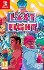 Nintendo Switch-LAST FIGHT (UK IMPORT) GAME NEW