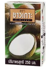 250 ml CHAOKOH 100% Coconut Milk Packaged Hygienic UHT For Cooking And Sweets