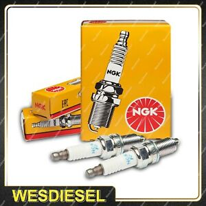 2 NGK Standard Spark Plugs for Honda Acty VD 0.5L EH 2Cyl CARB SOHC 23kW 82-86