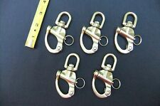 "3-1/2"" Swivel Snap Shackle With Eye 316 SS 5 pc"