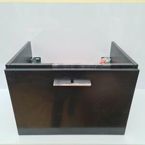 Villeroy & Boch Basin Vanity Unit Schwarz Black 540mm x 385mm x 381mm Wall Hung