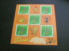 FRANCE 2003 HAPPY ANNIVERSARY SOUVENIR SHEET MNH FV 2.50 EURO