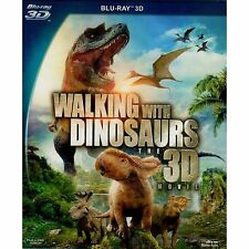 Walking With Dinosaurs 5039036067164 Blu-ray Region B