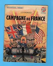 ► COLLECTION PATRIE N°75 - CAMPAGNE DE FRANCE 1944  - ROUFF 1949