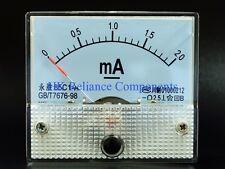 HQ DCA 2mA Analog Panel Meter 85C1