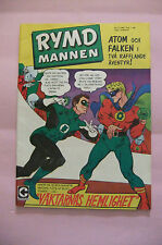 5.5 FN- FINE GREEN LANTERN # 40 SWEDISH EURO VARIANT SDCC RRP CP YOP 1967