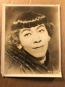 Helen Martin Rare Very Early Original Autographed 8/10 Photo '58 Sanford Good