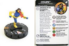 Heroclix - #063 Cyclops - Chase Rare - X-Men Xavier's School