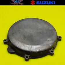 1999 Suzuki RM250 OEM Outer Clutch Cover Right Side Engine Cover 11371-37F01