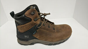 Timberland PRO Hypercharge Composite Toe Boots, Brown, Men's 12 M