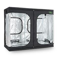Grow Box Room Kit Coltivazione Serra Tenda Indoor Interni Piante 240x120x200cm
