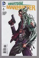 Martian Manhunter #4 DC Comic 1st Print 2015 unread NM