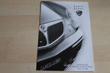 96881) Lancia Lybra + SW - Preise & tech. Daten & Ausstattungen - Prospekt 07/20