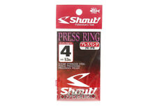 Shout 74-PR Press Ring Standard Solid Ring Size 4 mm (8834)