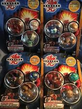 NEW 2008 Bakugan Battle Brawlers Starter Pack BakuPearl Bakuclear Series