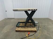 Southworth Ls236 2000 Lb Electric Scissor Lift Table 208 230460v 3ph 30 X 48