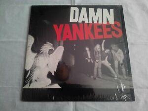 Damn Yankees ~Self Titled~ Lp 1990 ORIGINAL IN SHRINK!!