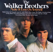 THE WALKER BROTHERS - MAKE IT EASY ON YOURSELF. 1976 UK ISSUE.