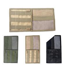 Auto Car Sun Visor Organizer Tactical Molle Pouch Bag Pocket Card Storage Holder