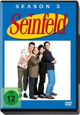 4 DVDs * SEINFELD - STAFFEL / SEASON 3 # NEU OVP <