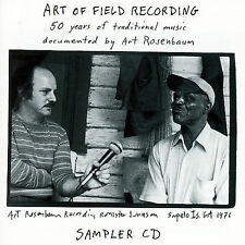 NEW Art of Field Recording Sampler (Audio CD)