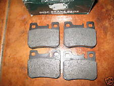 QUALITY NEW REAR BRAKE PADS - FITS: MERCEDES BENZ 190 2.3 & 2.5 16v