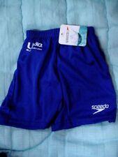 Baby Infant Boy Blue SPEEDO Swimming Swim Trunks Suit-Diaper Liner-S-0-3-6 month