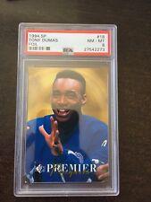 1994 SP #18 TONY DUMAS FOIL*PSA GRADED NM/MT 8 *MAVERICKS* KGBB-2273