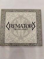 Crematory - Revolution (Digipack), CD D'Occasion IN Bon État, Gothique Metal