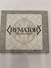 Crematory - Revolution (Digipack ), CD Usado En Buen Estado, Gothic Metal
