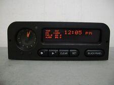 1994 SAAB 900 INFORMATION DISPLAY CLOCK 4519195 TESTED