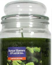 Better Homes & Gardens Fresh Cut Frasier 18oz Fragrance Candle   Limited Edition