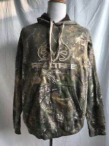 NWOT Russell Outdoors™ - Realtree® Pullover Hooded Sweatshirt XL
