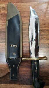 Case XX 1836 Bowie Davy Crockett Fighting Knife