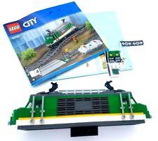 LEGO Train Railway Engine Cargo Locomotive NO MOTOR OR REAR WHEELS 60198