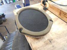 Jaguar S-Type Door Audio Speaker. Genuine. XW7F-18808-BB. 1999-2008. Standard