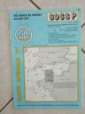 1997 CARTE SHOM special P- NAVIGATION-brehat-cap levi-6966 P