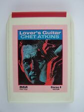 Chet Atkins - Lover's Guitar 8 Track Tape P8S-1434