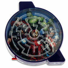 Disney Store Avengers Pinball and Maze Game