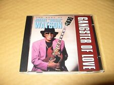 The Best Of Johnny Guitar Watson Gangster Of Love cd 1995 Excellent + condition