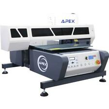 UV Flatbed Digital Printer Automatic UV6090 60x90cm High Speed