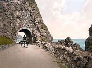 OLD IRELAND (IRISH) VINTAGE PHOTO & POST CARD CD